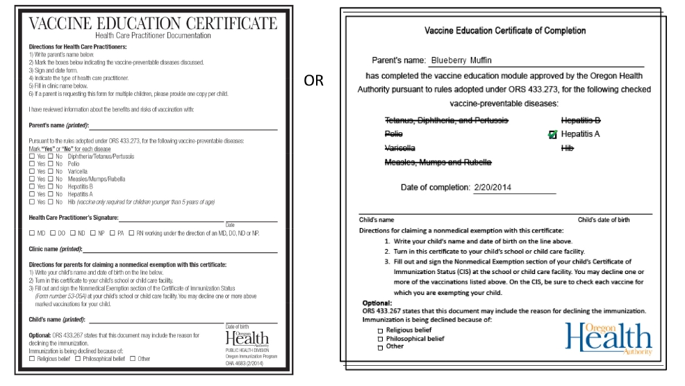 Students Must Be Vaccinated By February 17 Parents Can Seek