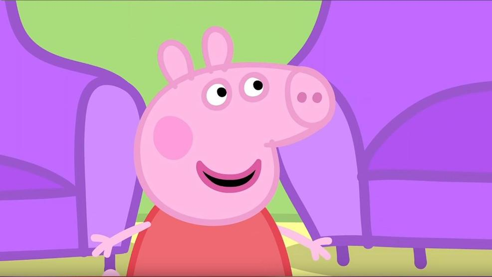 Parents Say Peppa Pig Is Giving Their Kids British Accents Katu