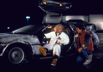 Court tosses DeLorean widow's 'Back to the Future' lawsuit