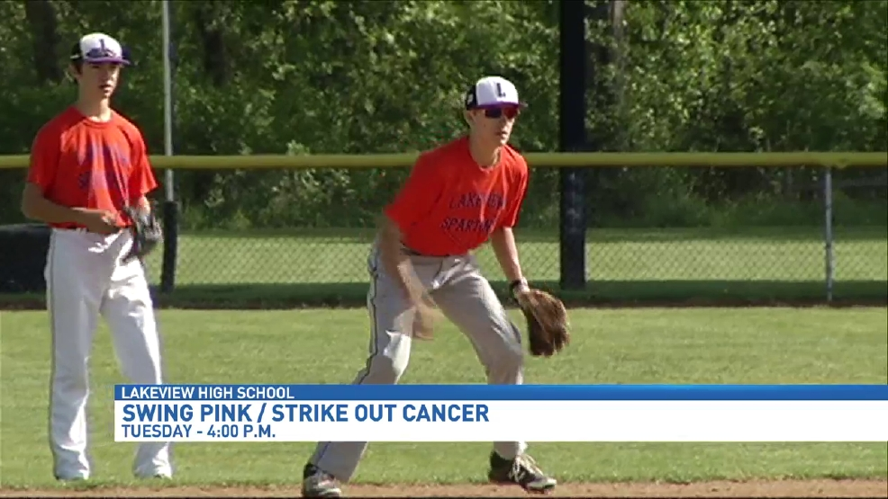 Lakeview Spartans hold Cancer fundraising games | WWMT