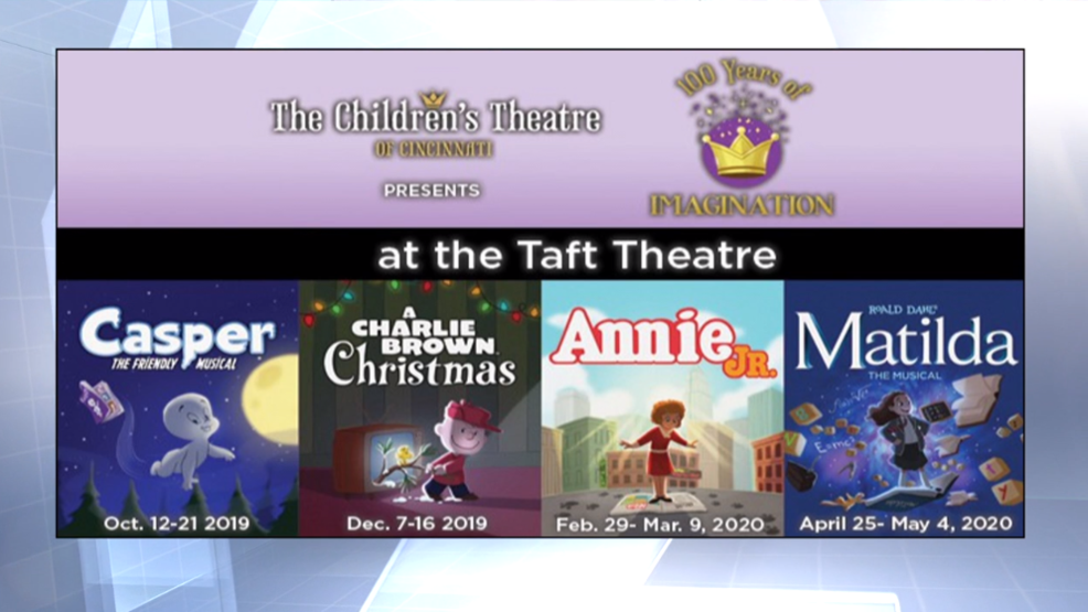 The Cincinnati Children's Theatre is holding auditions for a couple of productions