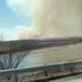 Crews responded to grass fire near Sand Springs