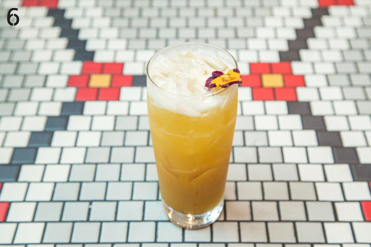 #6 - Wanna know the secret behind making a magical craft cocktail? Yeah, we did too. So we asked Steven Clement, bar manager for Salazar. / Image: Catherine Viox