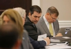 Slager in court for opening statements Thursday.jpg