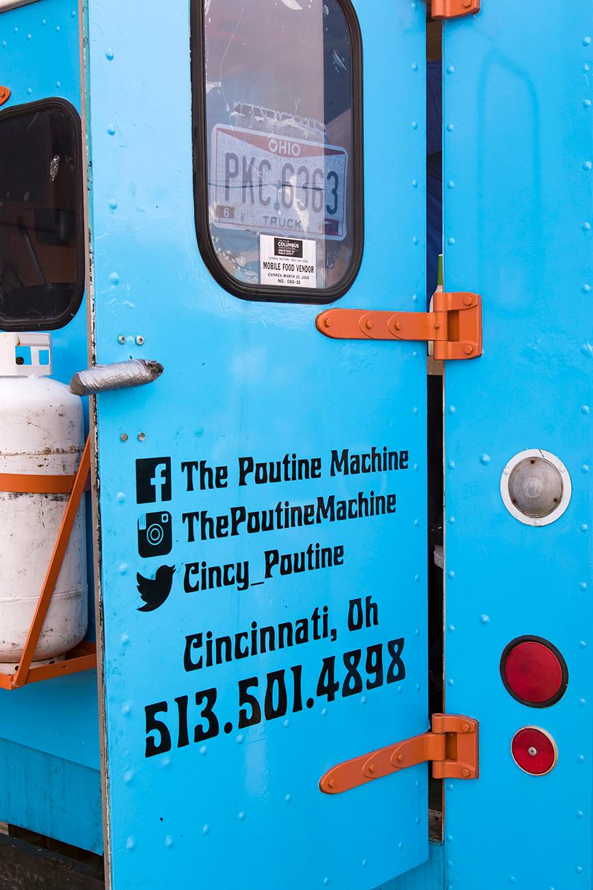 The food truck first got rolling around town in September 2018. They post up outside of local bars, businesses, schools, and events where hungry passersby stop for their fry fix. Find out where they'll stop next by following them on Facebook. You can also have them cater your future events if you're looking to serve guests a renowned Canadian dish in street food fashion. / Image: Allison McAdams // Published: 5.10.19