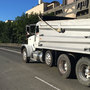 Pedestrian struck by dump truck, killed on I-5 in downtown Seattle