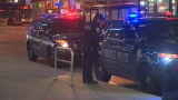 Police looking for suspect who stabbed man in downtown Seattle