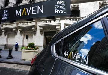 GM's Maven car-share service will add outside brands next year