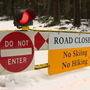 Government shutdown forces closure of Mt. Rainier National Park to vehicles