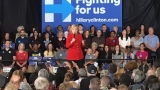 Hillary Clinton rallies supporters ahead of busy week in Nevada