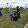 Amarillo Officers Surprise Boy on Birthday
