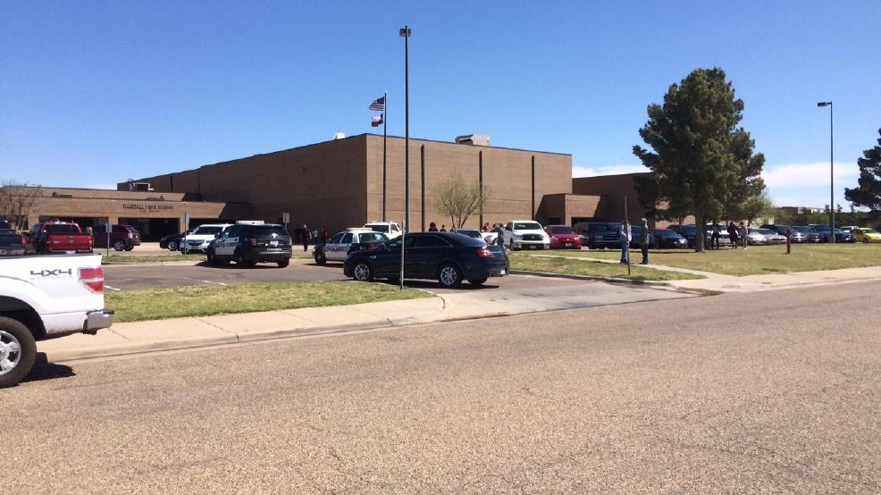 One in custody following lockdown at Randall High School