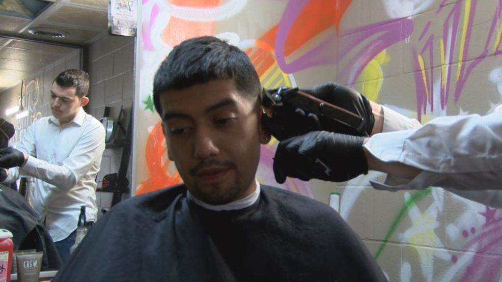Free Haircuts For The Holidays Donations To Benefit Second Harvest