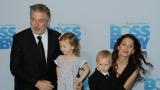 Alec Baldwin walks the blue carpet at 'The Boss baby' premiere