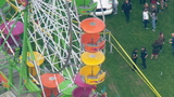 2 women, child injured after falling more than 15 feet from Ferris wheel in Port Townsend