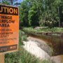 GRU fined $292 after nearly 600K gallons of raw sewage spill into Loblolly Nature Park