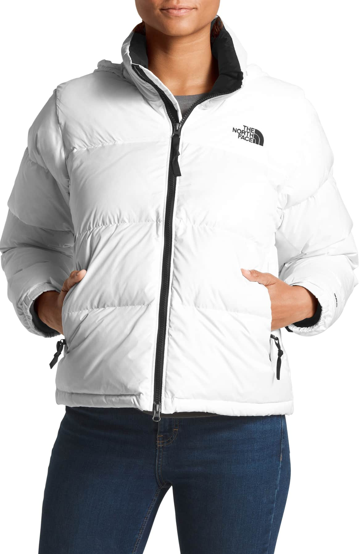 <p>This retro North Face jacket is based on a baffle-quilted, down-insulated design from 1996 and offers unmatched warmth in cold weather. Cute beyond the mountain for sure.{&nbsp;} 249.00 (Image: Nordstrom)</p><p></p>