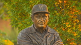 Don James statue unveiled at UW