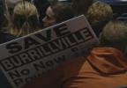 Burrillville residents contest proposed power plant at heated meeting