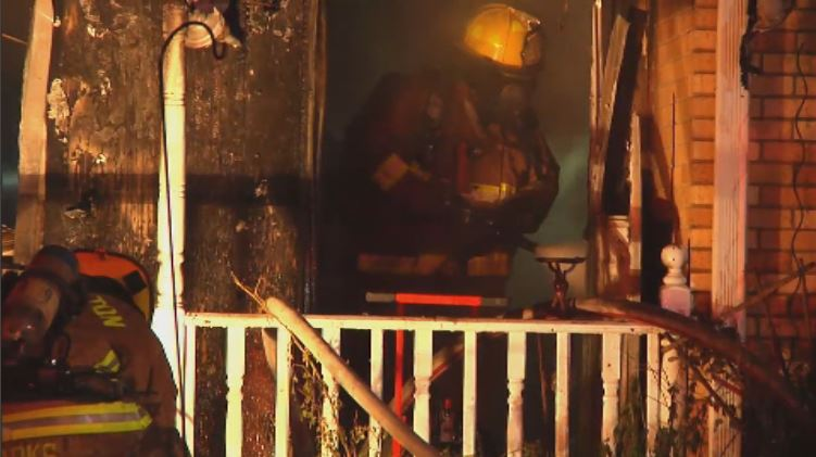 Woman killed in early morning fire in Centerville (WKEF/WRGT)