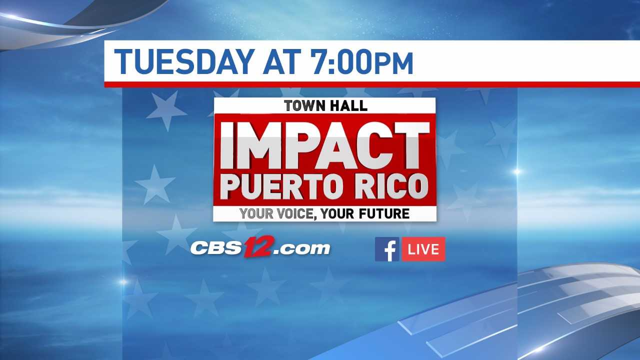 Impact Puerto Rico: Your Voice, Your Future (WPEC)
