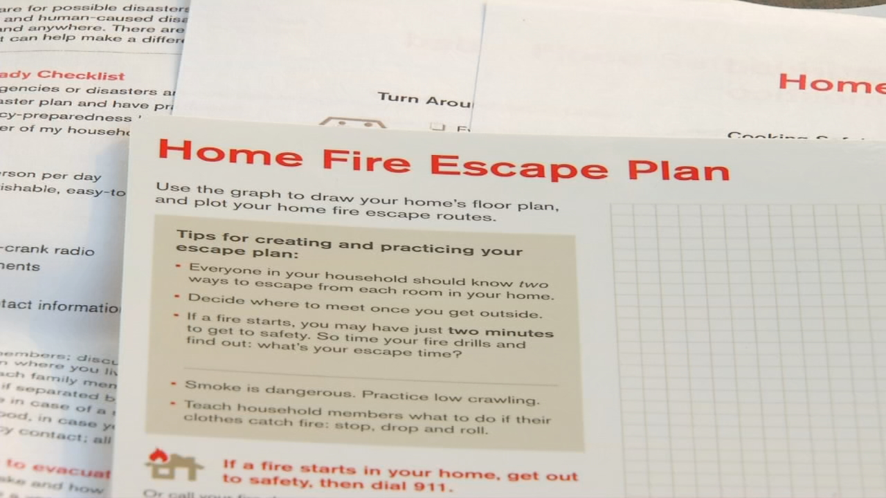Smoke alarms save lives, and, Saturday in Hendersonville, firefighters are holding an event to make sure everyone has them. (Photo credit: WLOS staff)