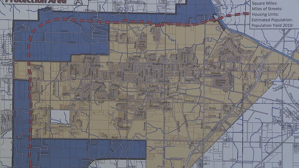 White Co. residents concerned about potential land annexation around ...