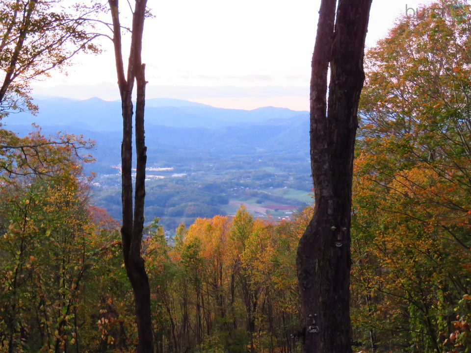 The view from Wolfpen Mountain. Photo: Diane Toney<p></p>
