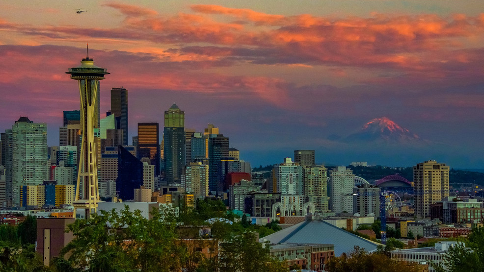 Slow summer, slow Labor Day Holiday for Seattle tourism