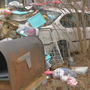 Freeville neighbors fed up with eye sore, look to the town for help