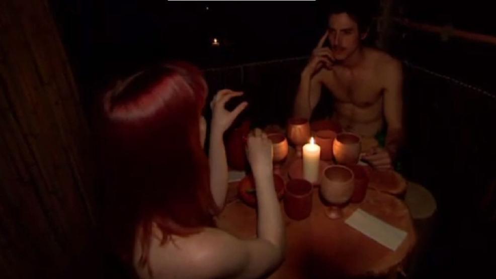 naked dinning