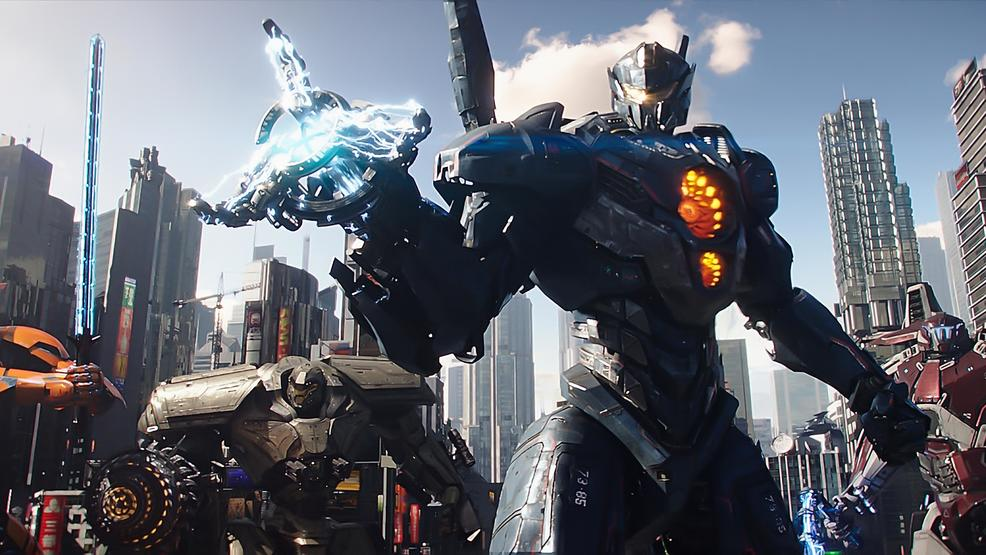 Weekend box office: 'Pacific Rim' wins as 'Black Panther' makes history