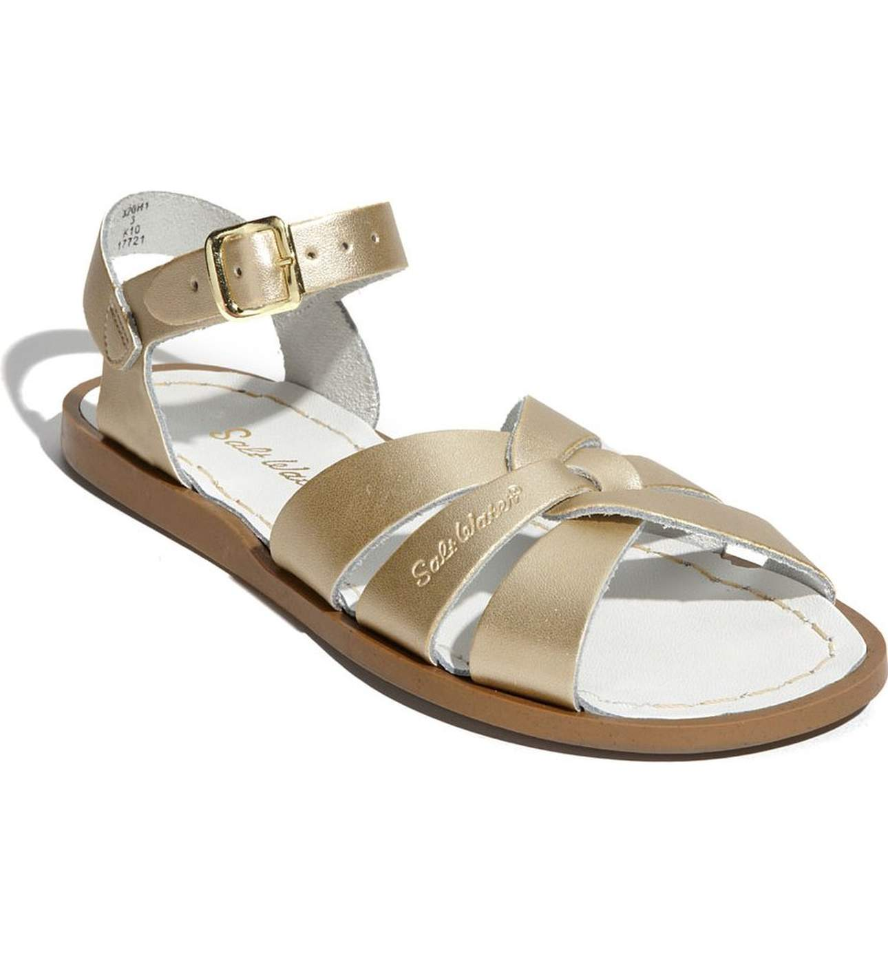 Lord knows, you can't go wrong with a Salt Water Sandal! Price: 44.95 at Nordstrom. (Image: Nordstrom){ }
