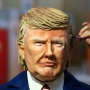 Turkish chocolate festival features bust of President Trump