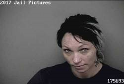 Kathryn Wilson{&amp;nbsp;}was arrested in a drug trafficking investigation. (Cole County Sheriff's Department)<p></p>