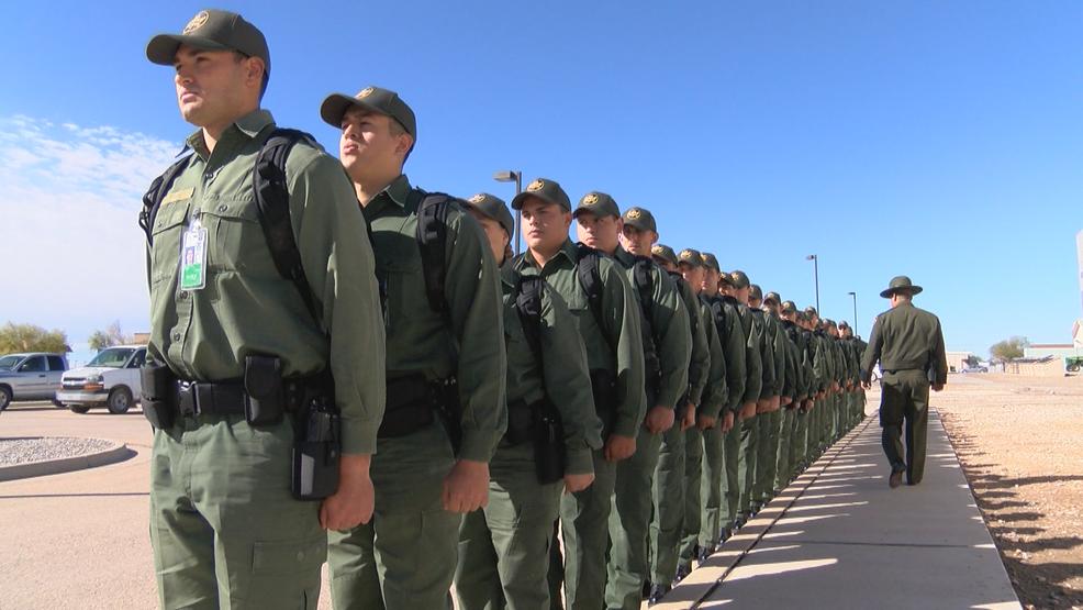 Border Patrol Academy | KGBT