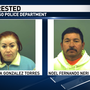 Dog euthanized due to 'deteriorating' condition; El Pasoans arrested