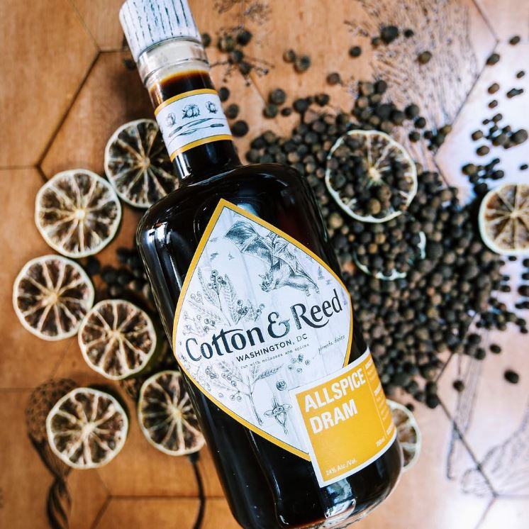 In just six years, we've got five whiskey makers, one rum distillery (with another one on the way), a cidery and more liqueurs than a city of our size should rightly demand. We realized an enterprising home bartender could mix up all kinds of classic cocktails using nothing but District-bred booze.(Image: Courtesy Cotton and Reed Instagram account @cottonandreed)<p></p>