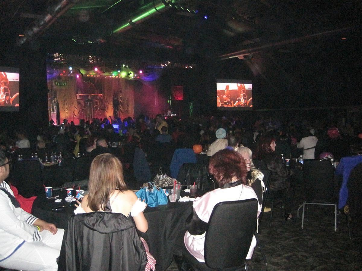 Photos: EQC Halloween Bash   Seattle Refined