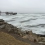 Winter Storm Evelyn brings wind and ice to waters of Green Bay