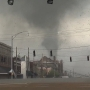 April 27, 2011:  Tornado touches down in Cullman