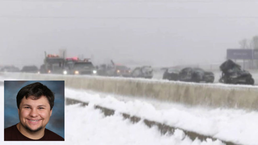 Sheriff's office: Video of largest traffic crash in