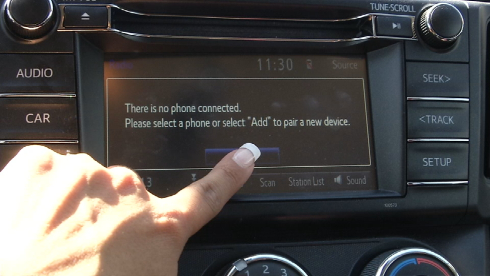New technology in vehicles added distraction for drivers for Aaa motors el paso tx