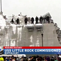USS Little Rock Commissioning in Buffalo