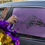 Baltimore Ravens fans are ready for football season!