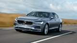 2017 Volvo S90: New flagship sedan looks and drives great