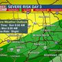 Mike Linden's Forecast | Strong/severe storms arrive Father's Day afternoon
