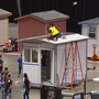 Volunteers build dozens of 'tiny homes' for Seattle's homeless