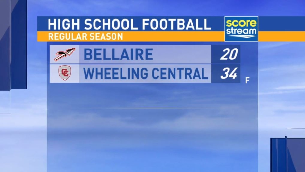9.2.16 Highlights: Bellaire at Wheeling Central