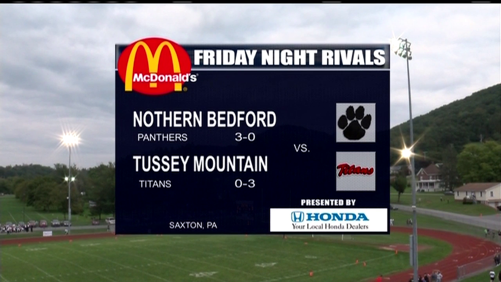 Friday Night Rivals: Northern Bedford at Tussey Mountain